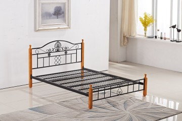Prince Bed  (A-Beech Color, B-Oak Color)