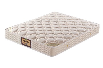 Prince Mattress SH1000 (Luxurious Firm) with 1cm Palm Fabric Pad on Both Side,15 Years Warranty, Firm