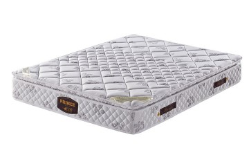 Prince Mattress SH1380 One-side Pillow-Top, 15 Years Warranty, Firm