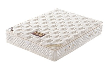Prince Mattress SH1580 (Venice) Double Side Pillow-top, (LFK Structure) 15 Years Warranty, Soft