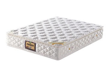 Prince Mattress SH4800 Individual Pocket Spring with 5 Different Zones, Double Side Pillow-top, 15 Years Warranty, Medium to Soft