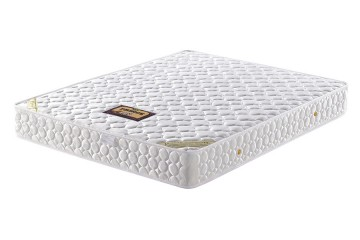Prince Mattress SH880 (Dual Hardness: Extra Super Firm/ Comfortable  Firm) With 2cm Palm Fabric Pad